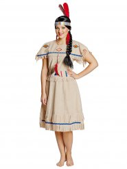 Costume da indiana sioux per donna