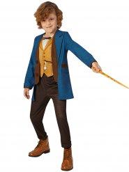 Costume Newt Scamander™ lusso per bambino - Animali fantastici e dove trovarli™