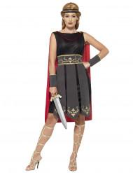 Costume da gladiatrice guerriera per donna