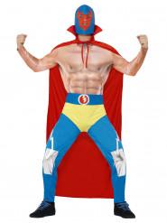Costume lottatore messicano per uomo