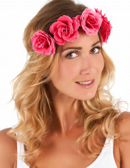 Corona di rose per donna