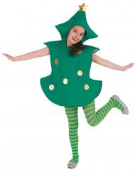 Costume albero di natale per bambino