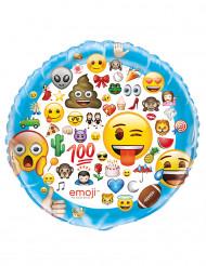 Palloncino gigante in alluminio Emoji™