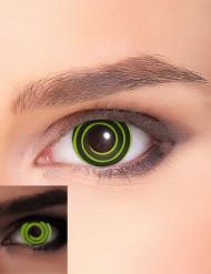 Lenti a contatto a spirale per adulto UV