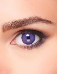 Lenti a contatto montro viola per adulto
