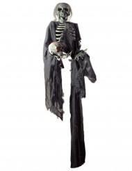 Decorazione di halloween scheletro da appendere