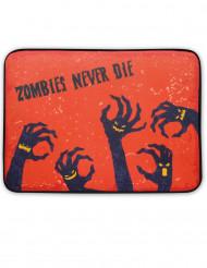 Zerbino luminoso e sonoro con zombie halloween