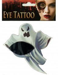 Tatuaggio per occhio temporaneo per adulto halloween