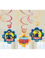 6 Spirali a Sospensione Sam il Pompiere™