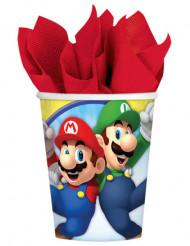 8 bicchieri di carta Super Mario™