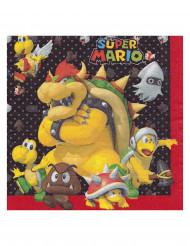 20 tovaglioli Super Mario™