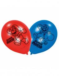 6 Palloncini Lattice Super Mario™