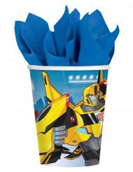 8 bicchieri di carta Transformers™