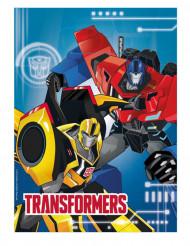 8 sacchetti per festa Transformers™