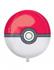 Palloncino in alluminio Pokeball Pokemon™