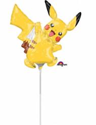 Piccolo palloncino Pikachu Pokemon™ gonfiato