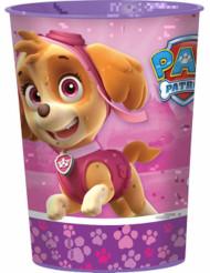 Bicchiere di plastica rosa Paw Patrol™