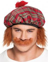 Baffi da scozzese per adulto