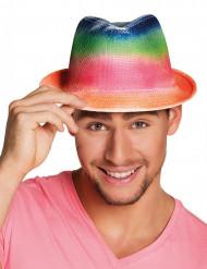 Cappello borsalino tropical per adulto