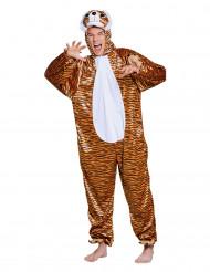 Costume da tigre per adolescente