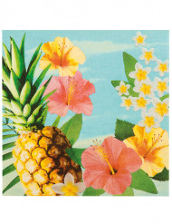 12 Tovaglioli Hawaii Party 33 x 33 cm