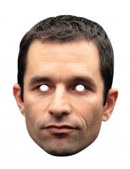 Maschera in cartone Benôit Hammon