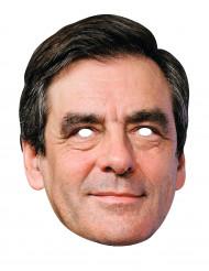 Maschera di carta François Fillon