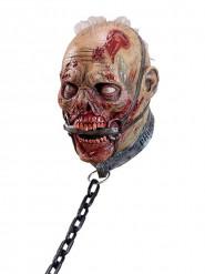 Maschera schiavo zombie adulto