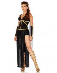 Costume da dea gladiatrice per donna