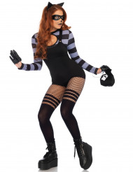 Costume da ladra gatta donna