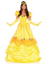 Costume da bella principessa per adulto