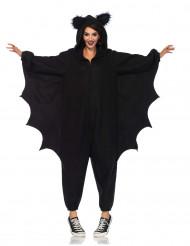 Vestito pipistrello per halloween da donna