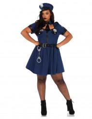 Costume sexi da poliziotta per donna