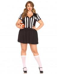 Costume da arbitro sexy per donna