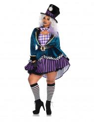 Costuma da cappellaio magico donna taglie forti