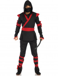 Costume da ninja assassino per uomo