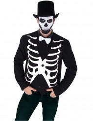 Gilet da scheletro per uomo
