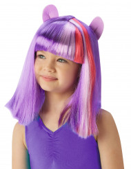 Parrucca da Twilight Sparkle di My Little Pony™ per bambina