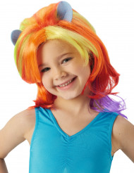 Parrucca da Rainbow Dash di My Little Pony™ per bambina