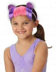 Cerchietto con frangia Twilight Sparkle™ di My Little Pony™ per bambina