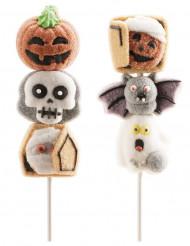 Spiedino marschmallow Halloween