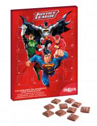 Calendario dell'avvento con cioccolato Justice League™