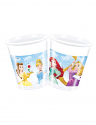 8 bicchieri in plastica Principesse Disney Dreaming™