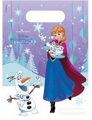 6 sacchetti regalo Frozen™