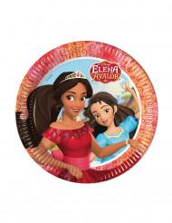 8 piatti di carta Elena Di Avalor™