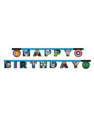 Ghirlanda Avengers Mighty™ Happy Birthday