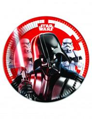 8 Piatti piccoli in cartone Star Wars™