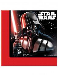 Image of 20 Tovaglioli di carta Star Wars Final Battle™