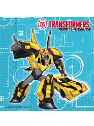 20 tovaglioli Transformers RID™