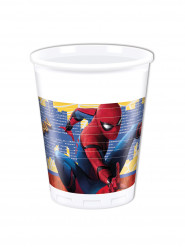 8 Bicchieri 20 cl Spiderman Homecoming™